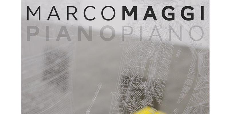 Clausura la exposición Marco Maggi I Piano Piano