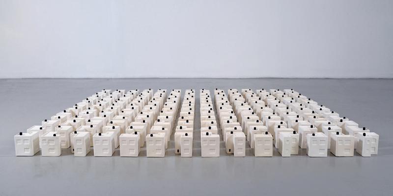 Colección Jumex: Enfoques Jose Dávila: El Objeto y El Entorno