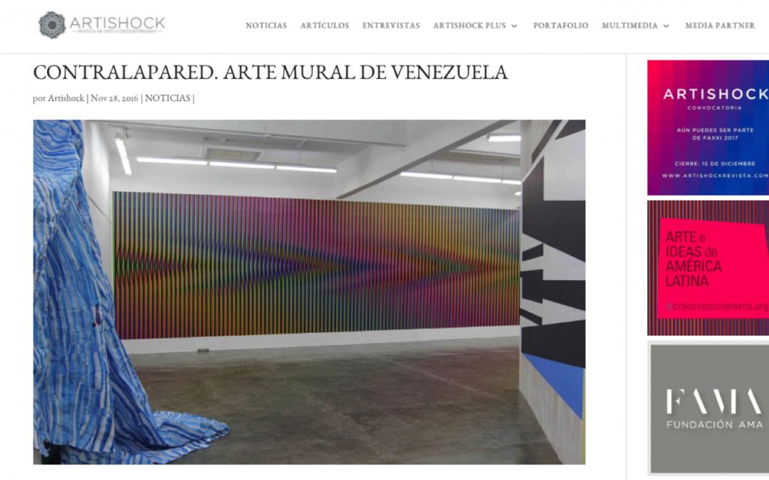 ContraLaPared. Arte mural de Venezuela