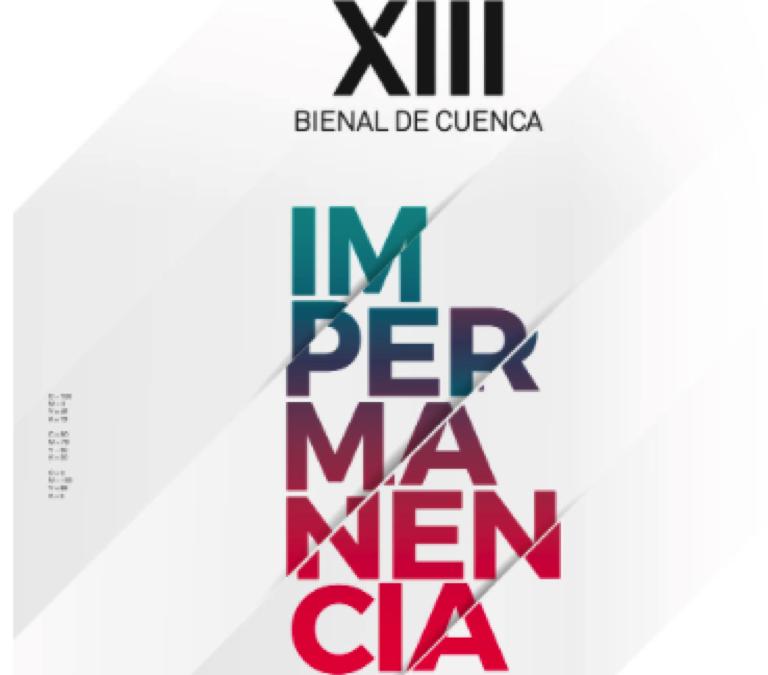 Elias Crespin. XIII Bienal de Cuenca