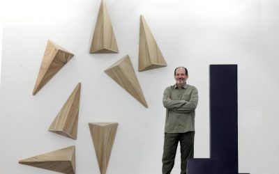 Vicente Antonorsi fragmenta la sencillez de la materia