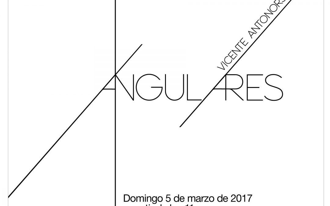 ESPACIO MONITOR INVITA A ANGULARES