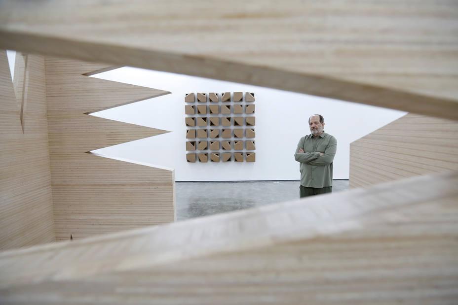 """Las esculturas """"habitables"""" de Vicente Antonorsi"""